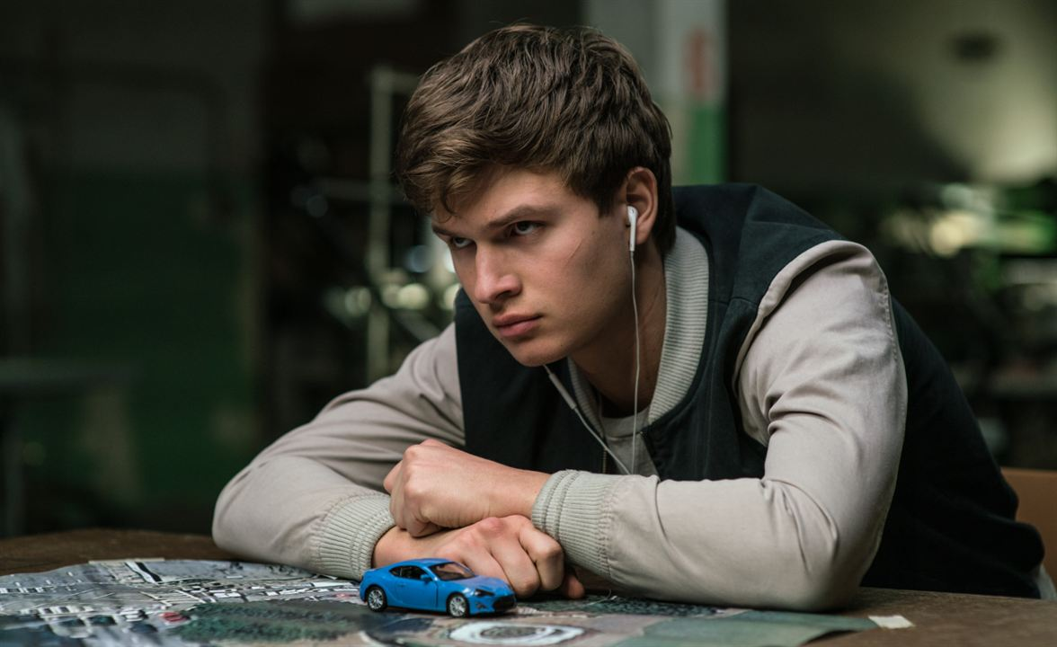 Baby Driver : Photo Ansel Elgort
