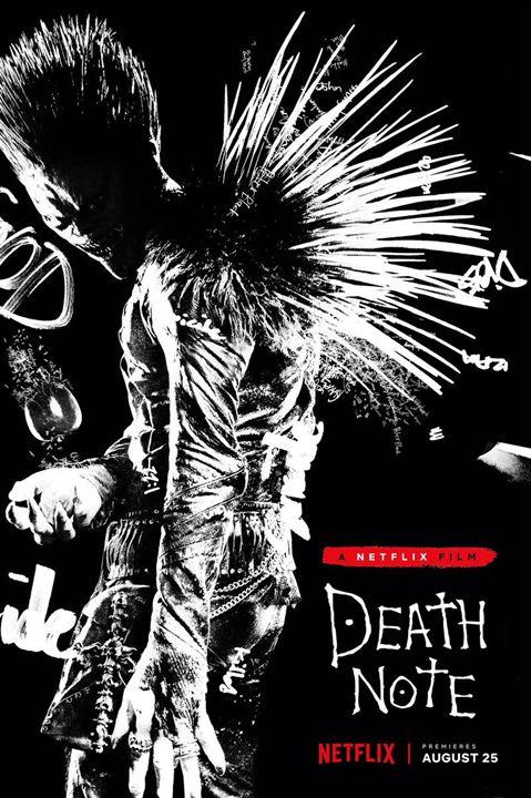 Death Note : Affiche