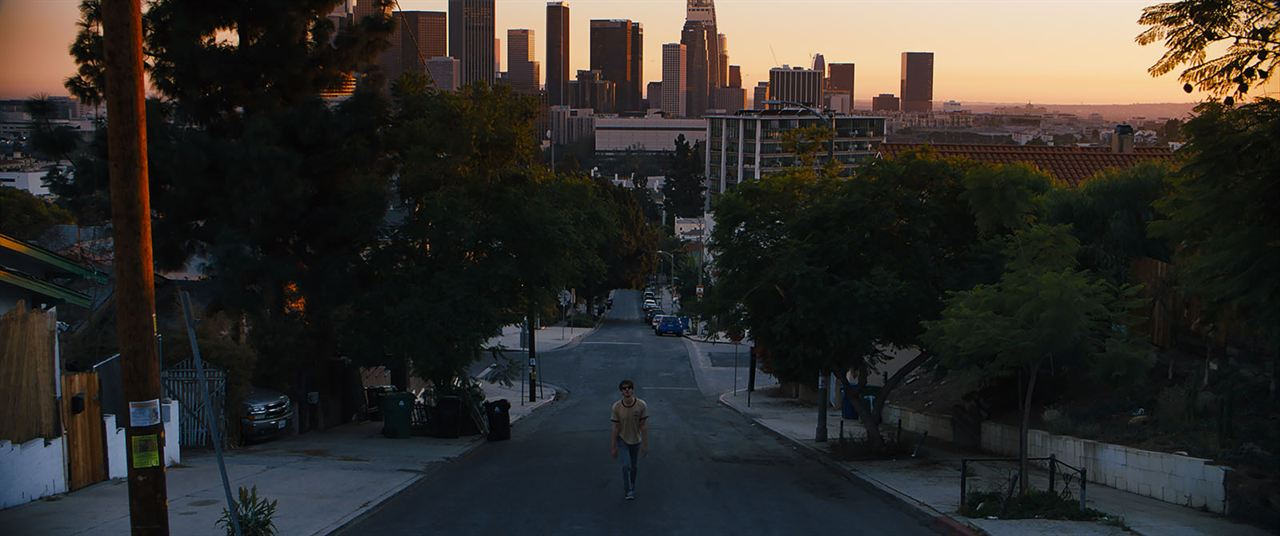 Under The Silver Lake : Photo Andrew Garfield