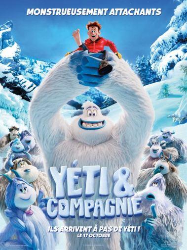 Yéti & Compagnie : Affiche