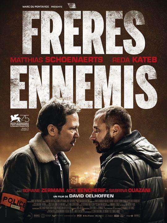 Frères Ennemis : Affiche