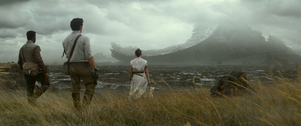 Star Wars: L'Ascension de Skywalker : Photo Daisy Ridley, John Boyega, Oscar Isaac