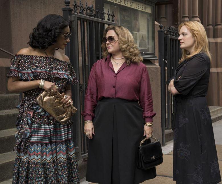 Les Baronnes : Photo Elisabeth Moss, Melissa McCarthy, Tiffany Haddish