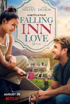Falling Inn Love : Affiche