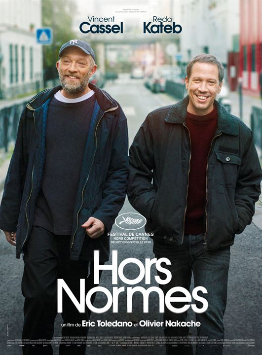 Hors Normes : Affiche
