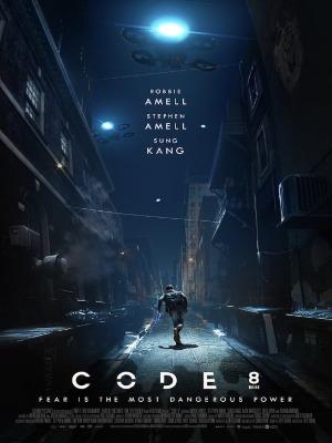 Code 8 : Affiche