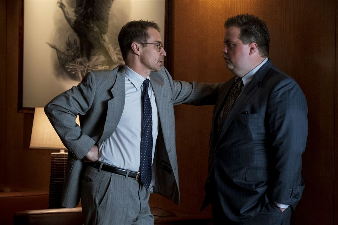 Le Cas Richard Jewell : Photo Paul Walter Hauser, Sam Rockwell