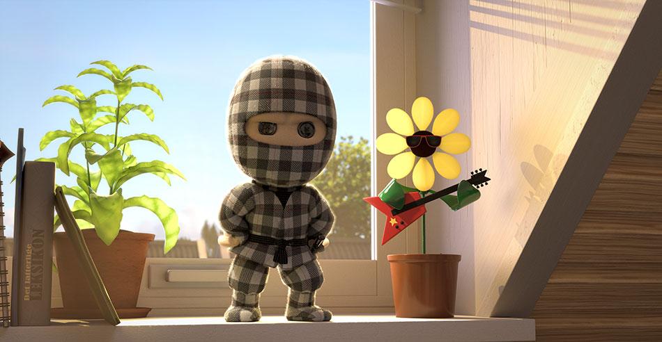 Mon ninja et moi : Photo