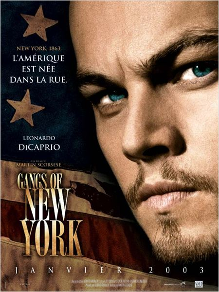 Affiche - Gangs Of New York