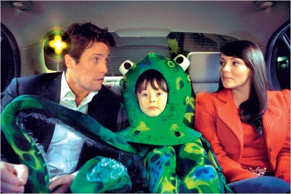 Love Actually : Photo Hugh Grant, Martine McCutcheon