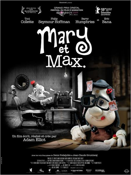 Affiche - Mary et Max