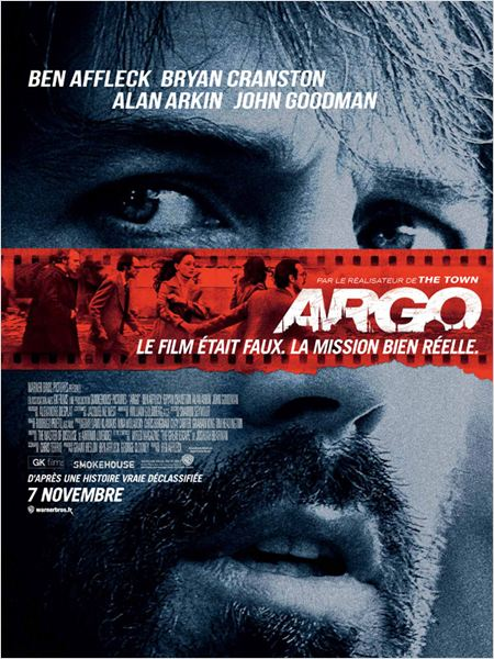 Argo : affiche