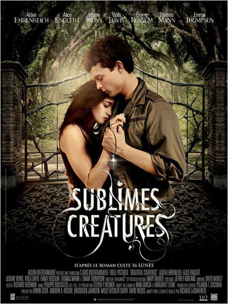 Affiche - Sublimes créatures