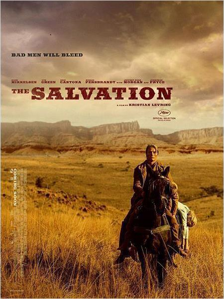 The Salvation : Affiche
