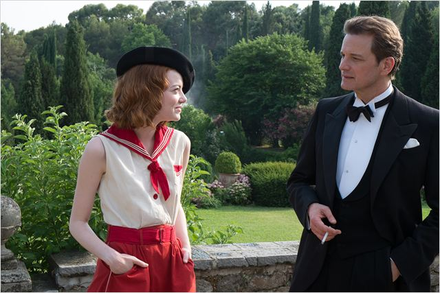 Magic in the Moonlight : Photo Colin Firth, Emma Stone