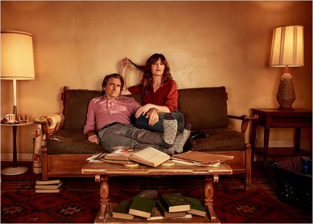 Photo Griffin Dunne, Kathryn Hahn