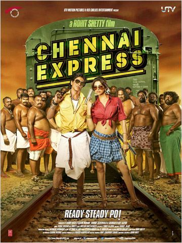 Telecharger Chennai Express DVDRip French