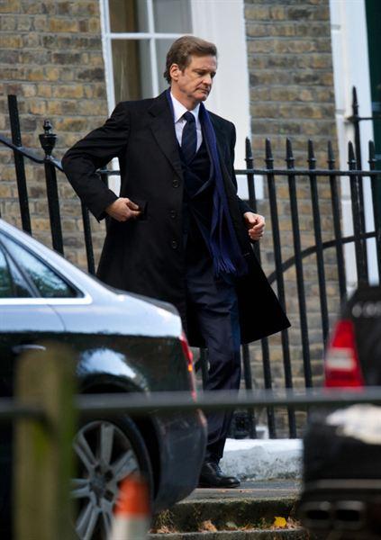 Colin Firth est de retour !