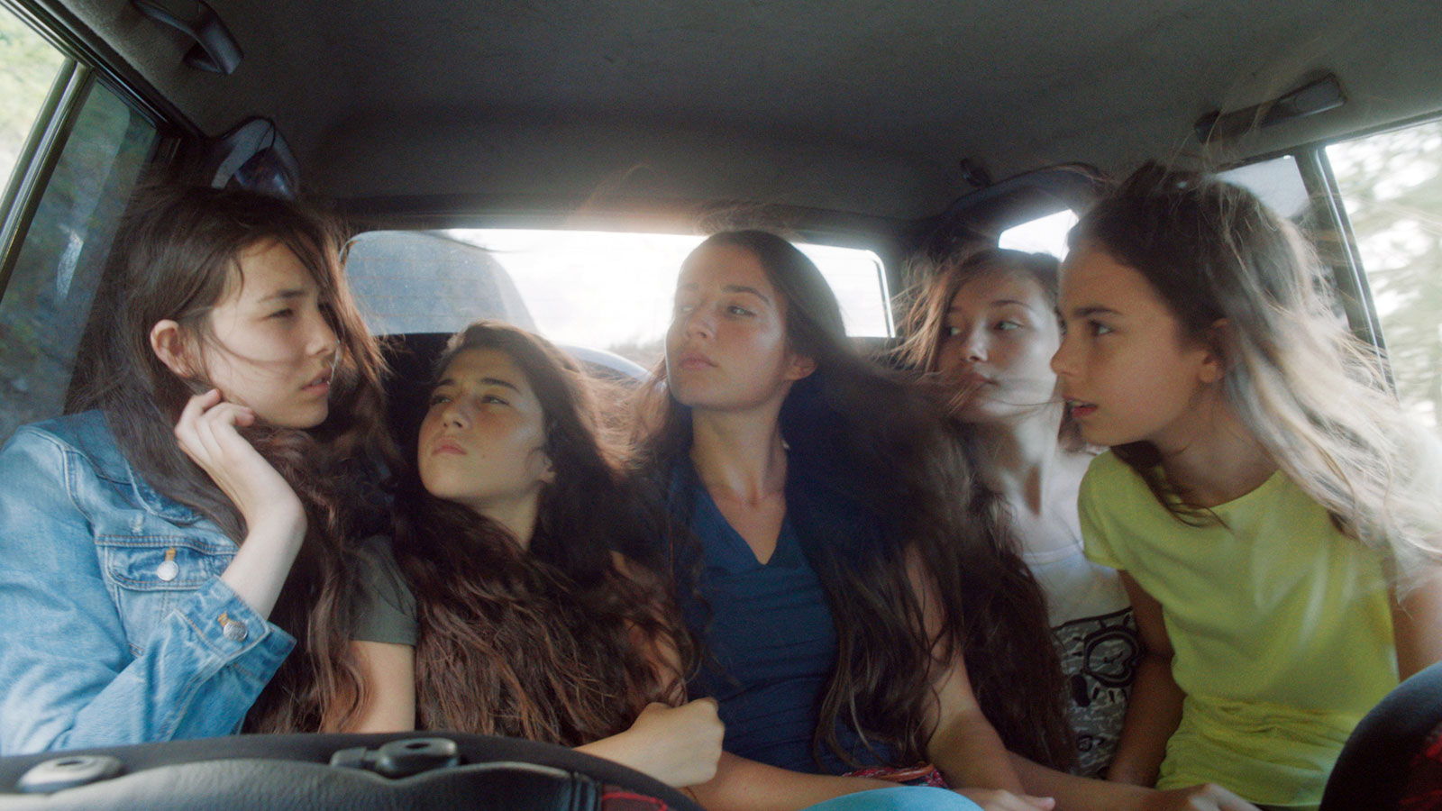 Mustang : Photo Doga Zeynep Doguslu, Elit Iscan, Günes Nezihe Sensoy, Ilayda Akdogan, Tugba Sunguroglu
