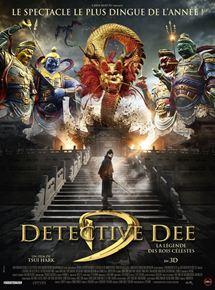 """Résultat de recherche d'images pour """"detective dee la légende des rois célestes"""""""