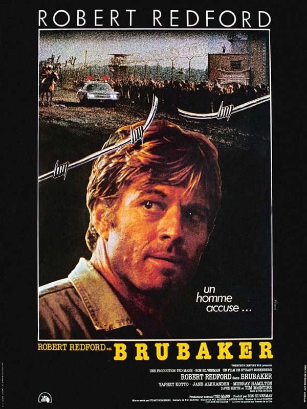 Brubaker Film 1980 AlloCin