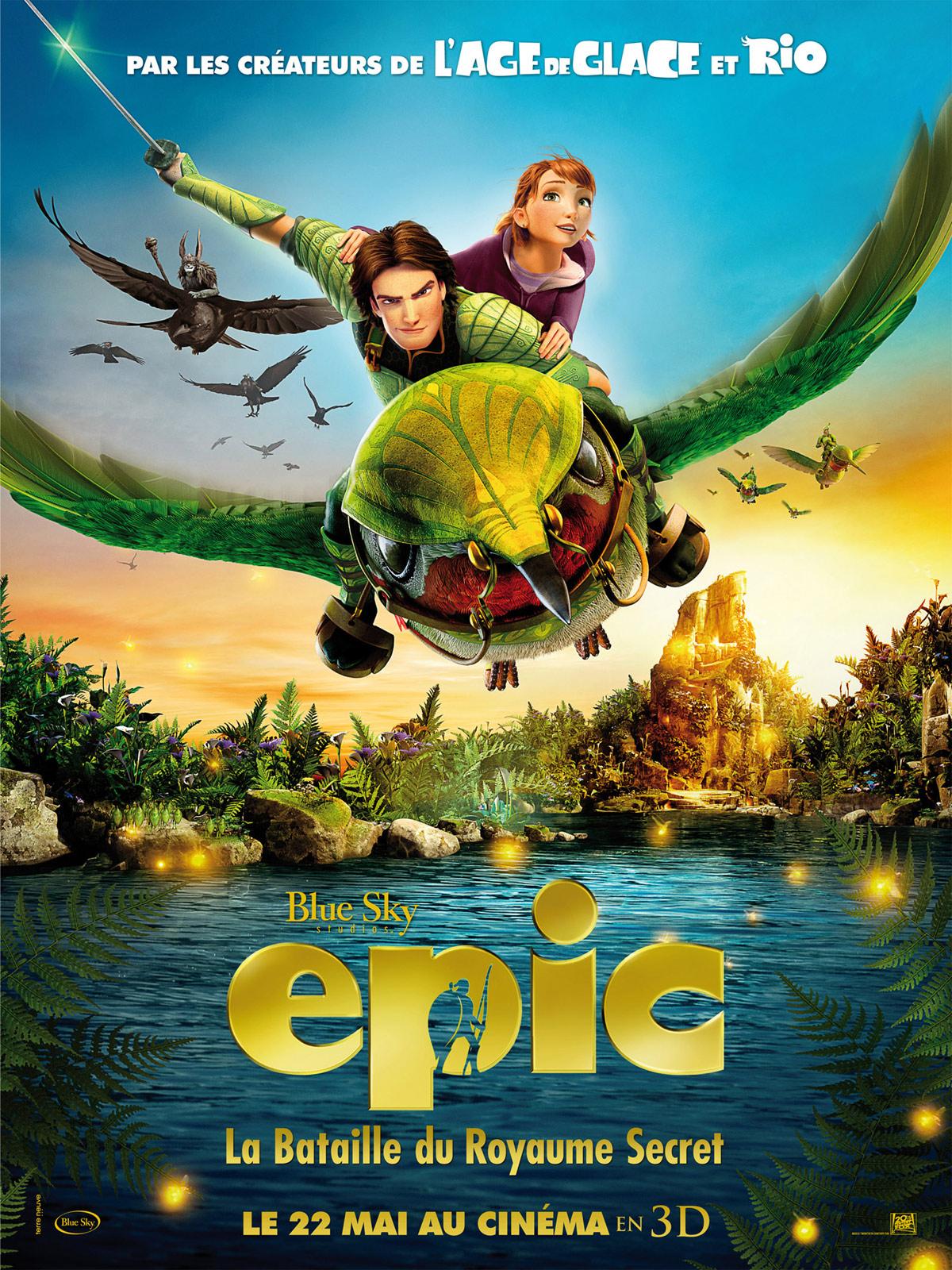epic la bataille du royaume secret film 2013 allociné