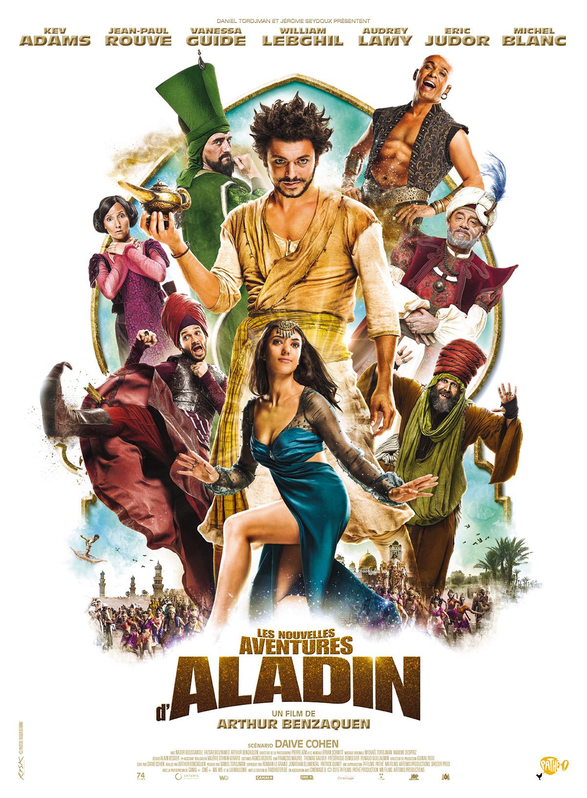Image result for les nouvelles aventures d'aladin
