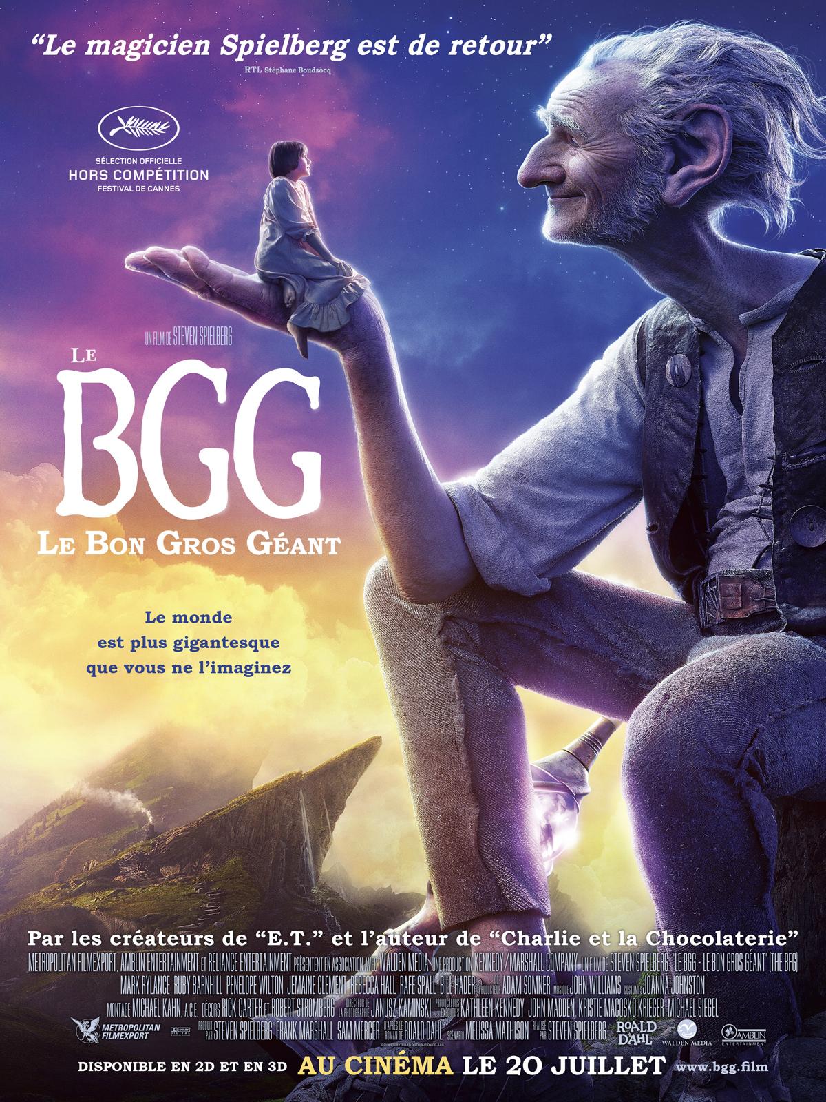 Le BGG ? Le Bon Gros Géant
