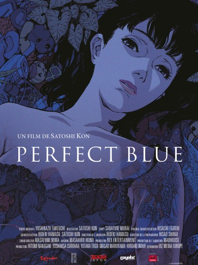 Achat Perfect Blue en DVD - AlloCiné