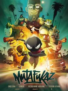 """Résultat de recherche d'images pour """"mutafukaz film"""""""