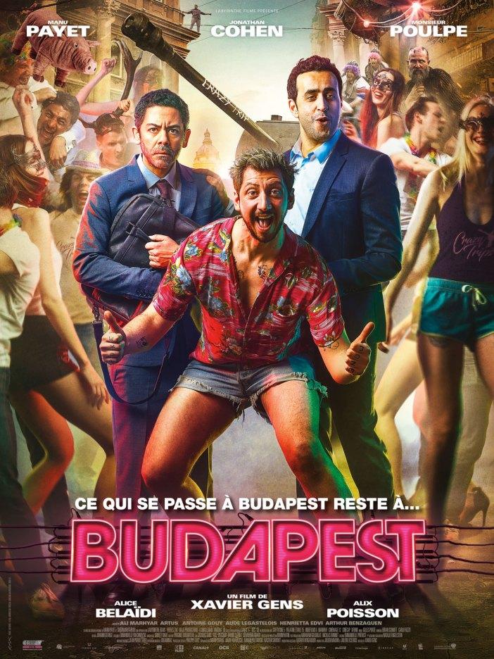 Budapest : la nouvelle comédie française avec Monsieur Poulpe