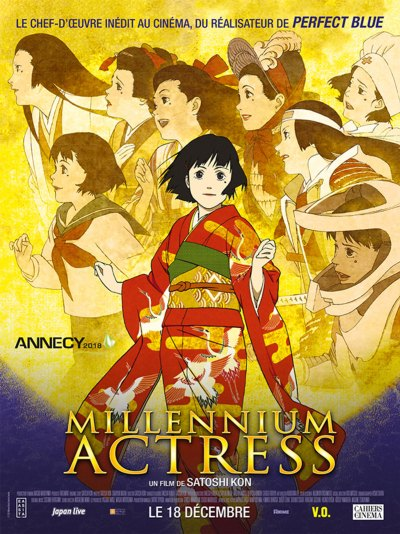 Millennium Actress - film 2002 - AlloCiné
