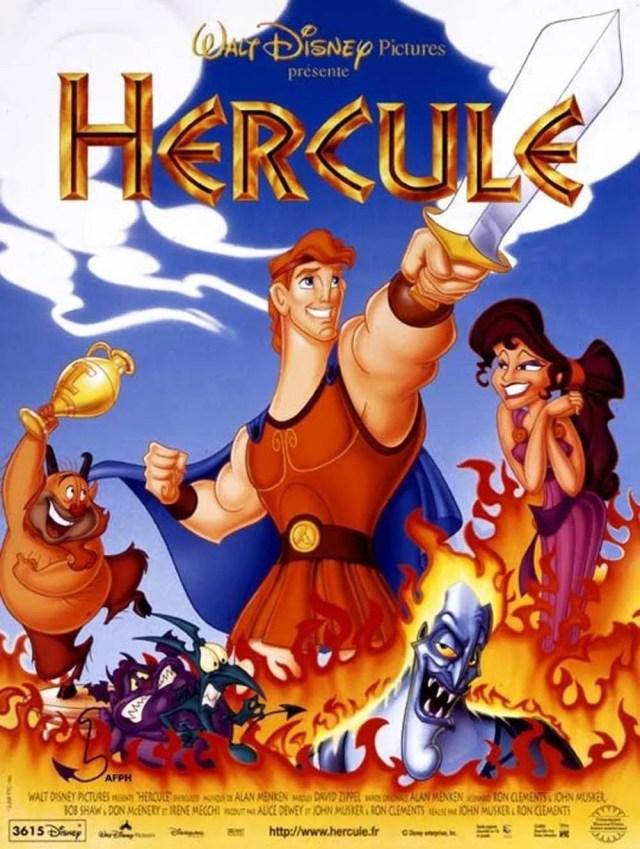 Critique du film Hercule - AlloCiné