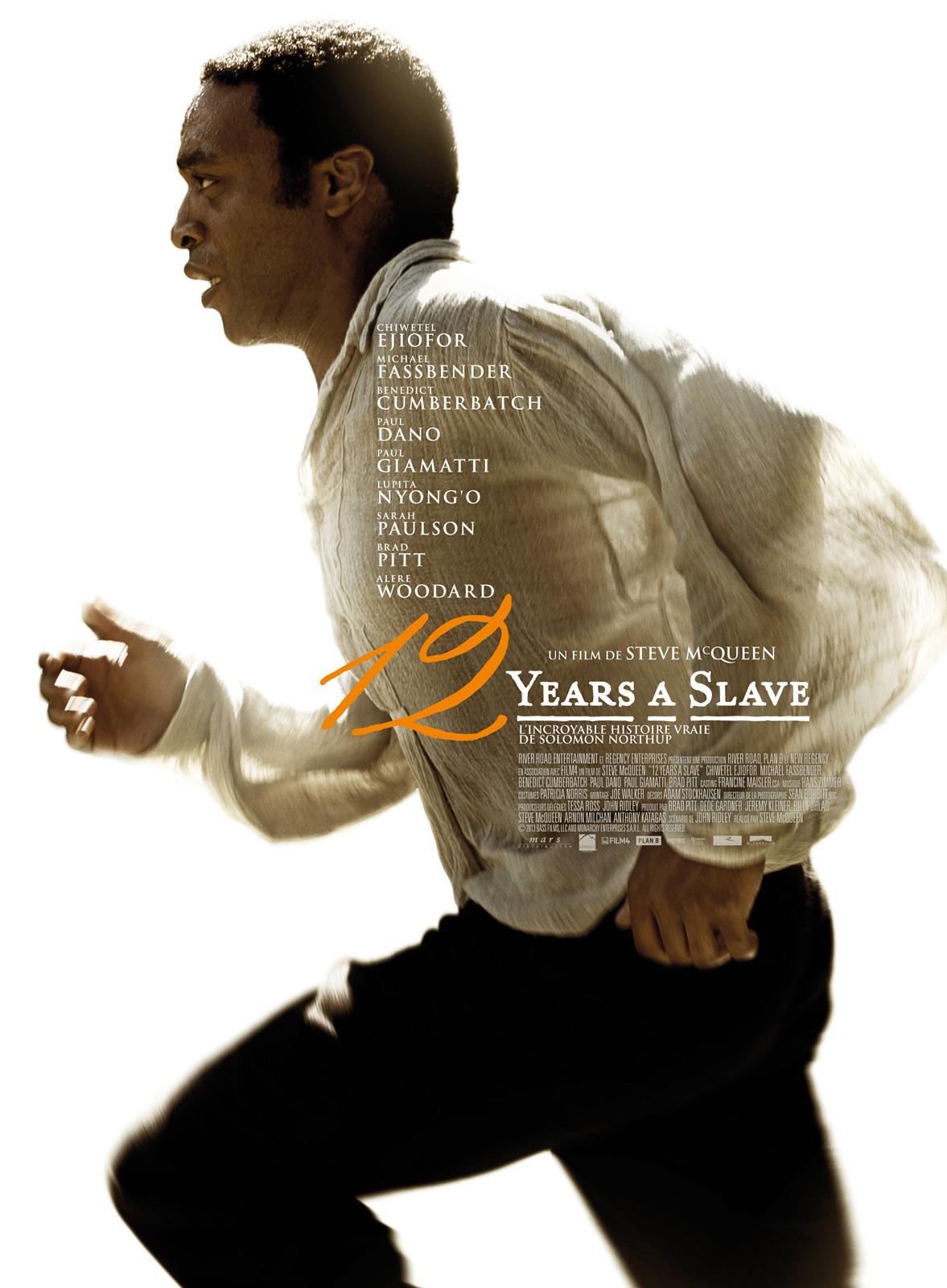 """Résultat de recherche d'images pour """"twelve years a slave affiche"""""""