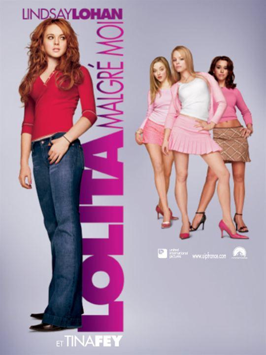 Lolita malgré moi : Affiche