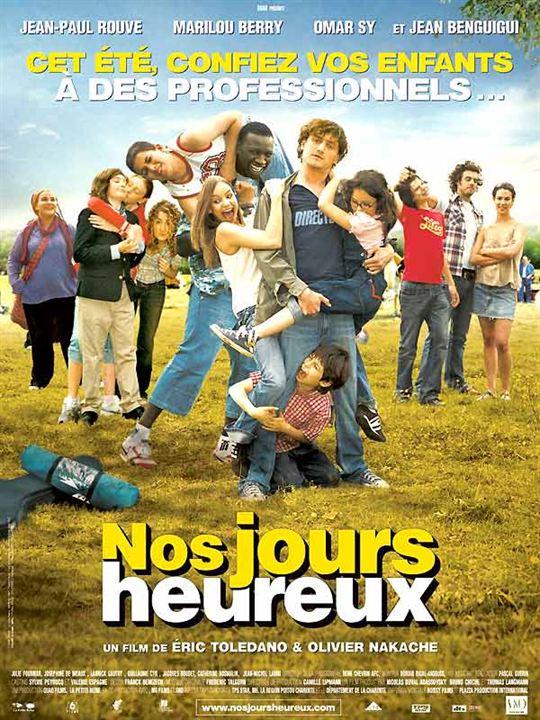 Nos jours heureux : Affiche Jean-Paul Rouve