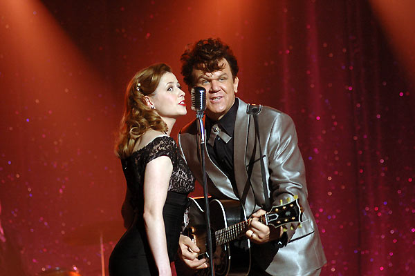 Walk Hard - The Dewey Cox Story : Photo Jake Kasdan, Jenna Fischer, John C. Reilly