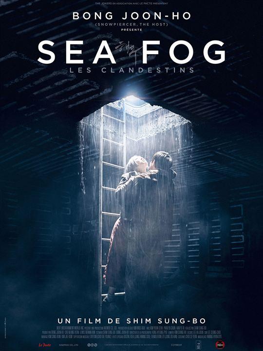 SEA FOG - Les Clandestins : Affiche