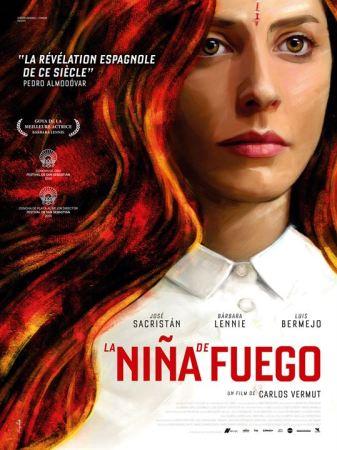 La Nina de Fuego : Affiche