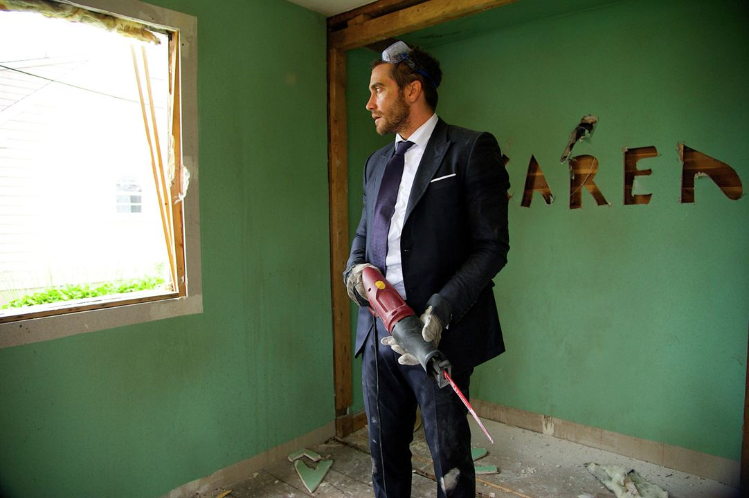 Demolition : Photo Jake Gyllenhaal
