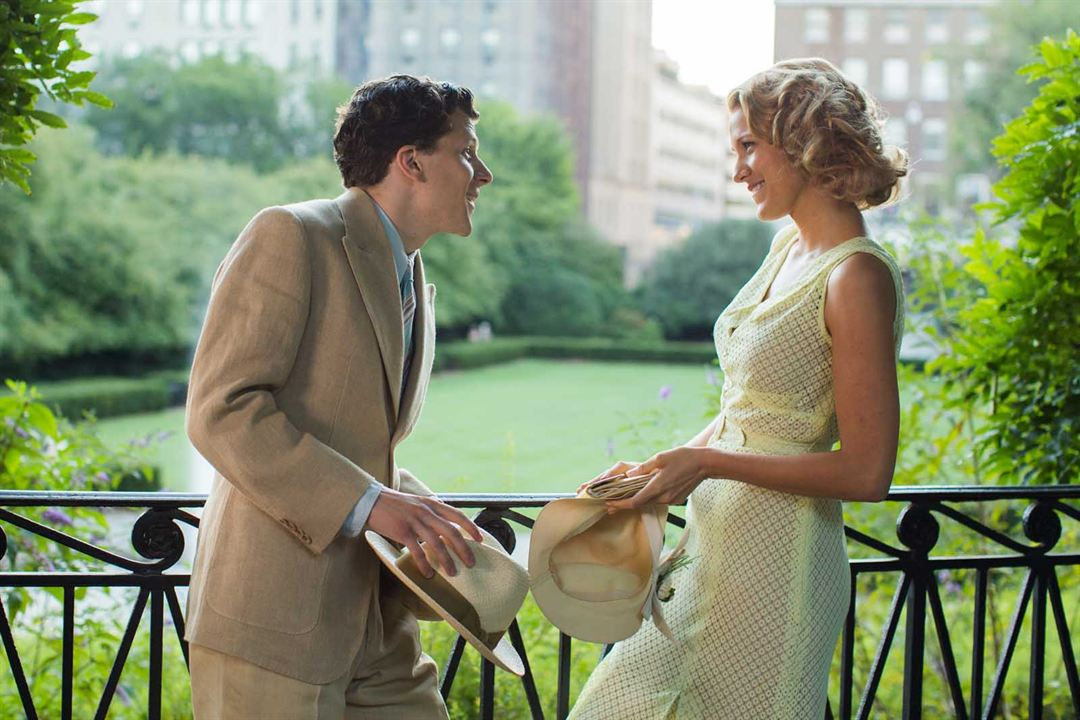 Café Society : Photo Blake Lively, Jesse Eisenberg