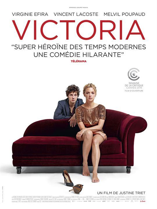 Victoria : Affiche