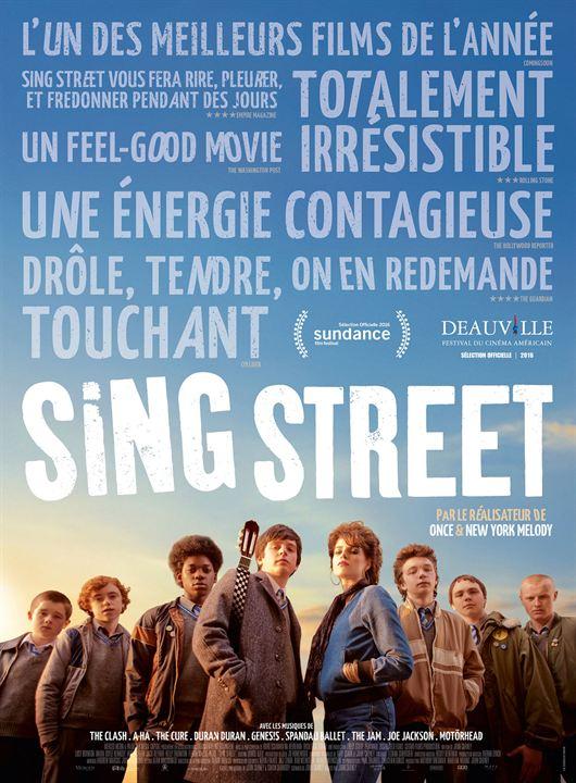 Sing Street : Affiche