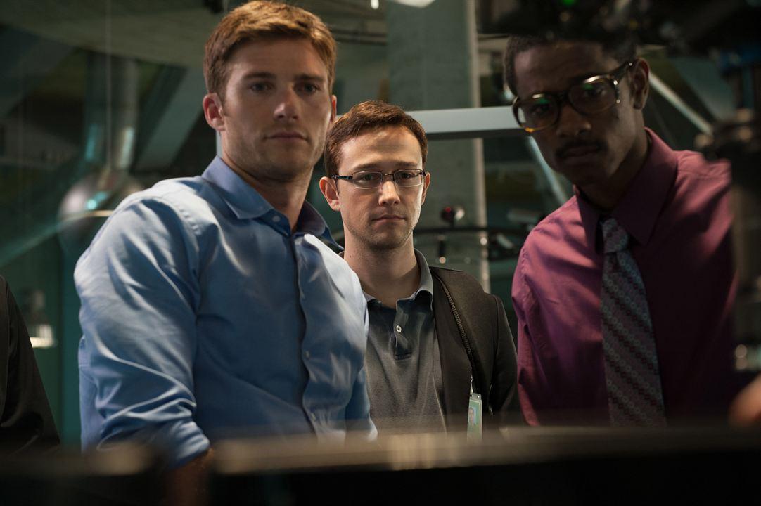 Snowden : Photo Joseph Gordon-Levitt, Scott Eastwood