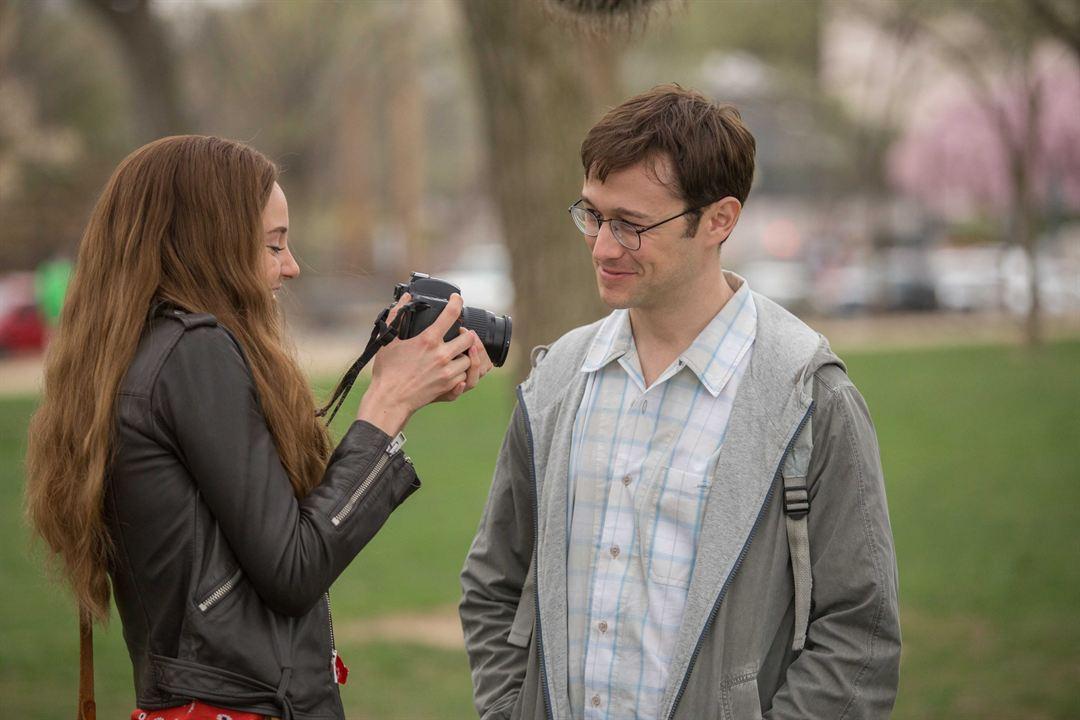 Snowden : Photo Joseph Gordon-Levitt, Shailene Woodley