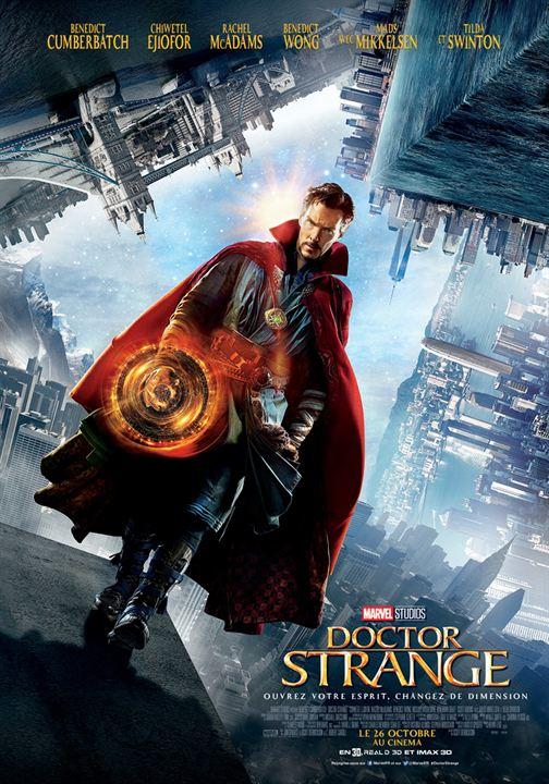 Doctor Strange : Affiche