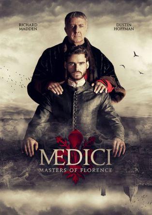 Les Médicis : Maîtres de Florence / Lorenzo le Magnifique : Affiche