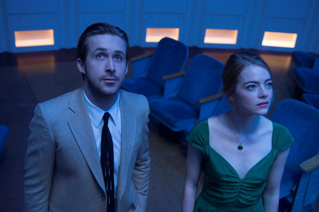 La La Land : Photo Emma Stone, Ryan Gosling