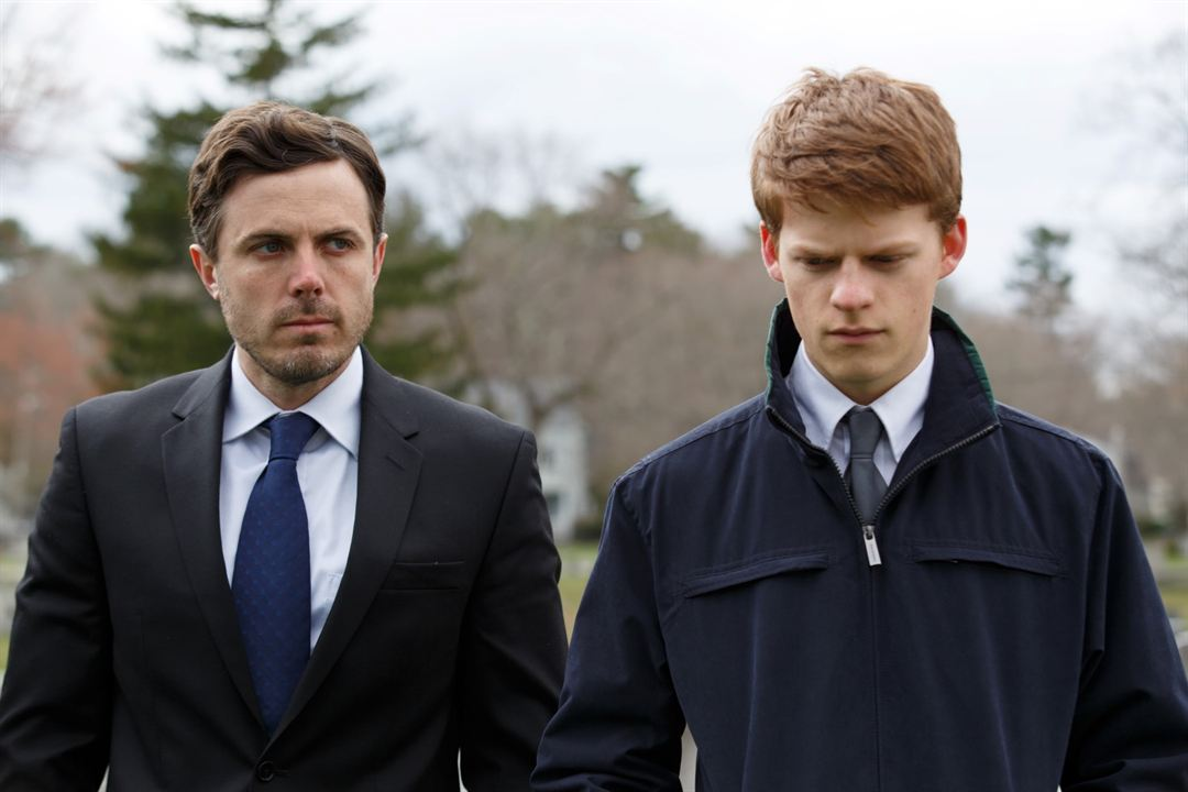 Manchester By the Sea : Photo Casey Affleck, Lucas Hedges