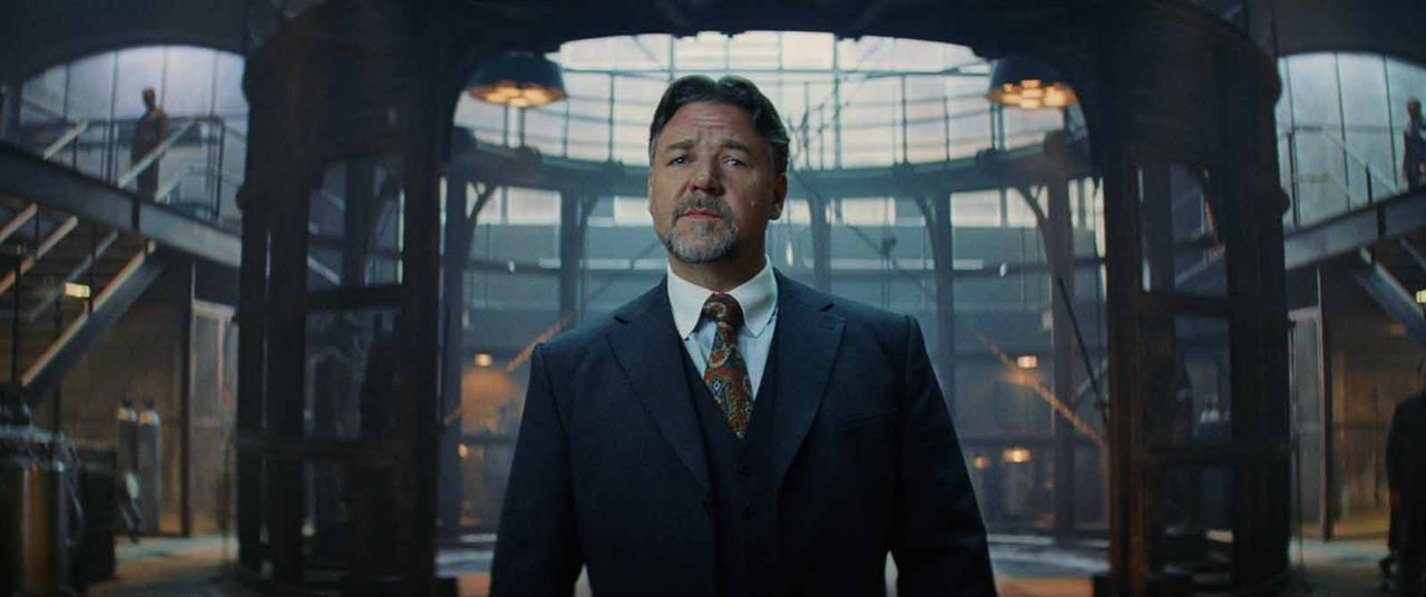 La Momie : Photo Russell Crowe